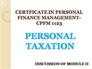 Sri Lanka personal Income Tax