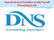Payroll Service Providers in UK| Payroll Processing in UK