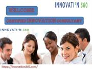 Certified innovation consultant