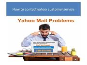 How to Contact Yahoo Customer Service || Yahoo Customer Care Helpline