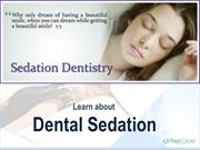 learn something about Dental Sedation