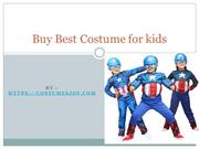 Buy Kids Costumes from Movie and Cartoons- Cheap Costumes for Kids