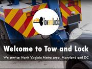 Tow and Lock Presentation