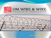 Find here the Best Concertina Wire Manufacturer and Suppliers