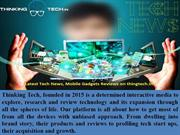 Find Latest Technology News and New Gadgets News on Thinkingtech