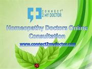 Homeopathy Doctors Online Consultation