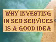 Why Investing In Search Engine Optimization Training Is A Good Idea