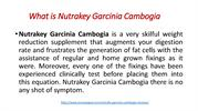 Nutrafy  Garcinia Cambogia Reviews