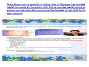 Provide Best Services For Autistic Person