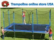 Trampolines and trampoline replacement parts for most trampolines