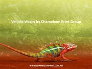 Vehicle Wraps by Chameleon Print Group - Chameleon Print Group