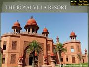 THE ROYAL VILLA RESORT - Best Resort in Amritsar
