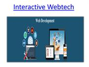 responsive Website design services responsive Web design services