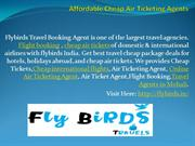 Affordable Cheap Air Ticketing Agents