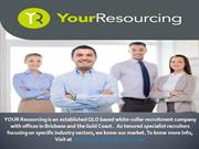 White-Collar Recruitment Agency in Brisbane & Gold Coast - YOUR Resour