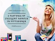 5 Features oF Excellent Painter in Pittsburgh