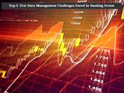 Top 5 Test Data Management Challenges Faced In Banking Sector