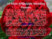 10-Most-Affordable-Wedding-Flowers