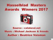 Hasselblad  Masters  Awards  Winners 2017