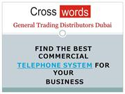 Find the Best Commercial Telephone System for Your Business