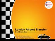 London Airport  Transfer Services in UK - Great Britain cars