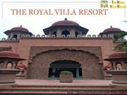 Traditional Resort in Amritsar-royal villa-Best Resort in Amritsar