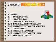 Chap8_Mirror and Lenses