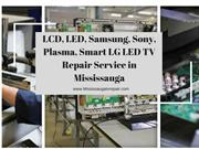 LCD, LED, Samsung, Sony, Plasma, Smart LG LED TV Repair Service in Mis