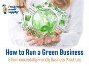 Prudential Overall Supply: How to Run a Green Business