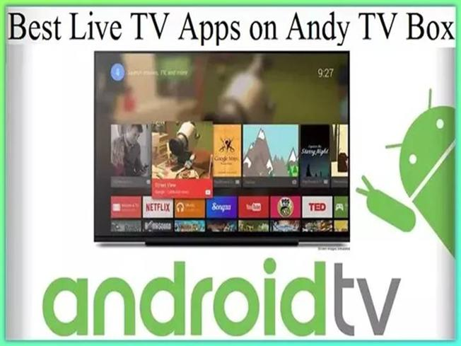 Best Live TV Apps on Andy TV Box |authorSTREAM
