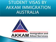 Student Visa Consultant in Hyderabad