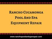 Find the Best Pool and Spa Repair in Montclair and Fontana
