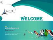 Web Designing And Website Development Company in India