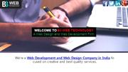B3 Web Technology Web Design and Web Development Company in India