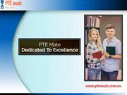 PTE Preparation | PTE Coaching | PTE Exam -PTE Mate