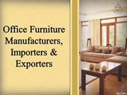 Lakdi | Office Furniture Manufacturers | Office Chairs online Price