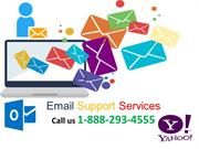Email Support Services - Call us 1-888-293-4555