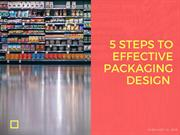 5 Steps to effective packaging Design | Newton Consulting