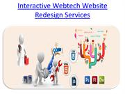 website redesign services in india and website design agency delhi ncr