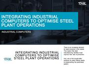 Integrating-Industrial-Computers-to-Optimise-Steel-Plant-Operations