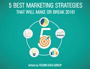 Email Marketing Services,5 BEST MARKETING STRATEGIES THAT WILL MAKE OR