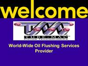 Take Superior Quality Oil Flushing Services
