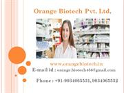 Orange Biotech - The Best PCD Pharma Franchise Company in India
