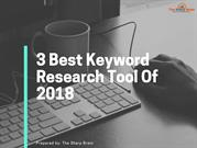 Keyword Research Tool free 2018