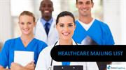 Healthcare Mailing List | Email Lists | Healthcare Email Database