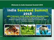 Welcome to India Seaweed Summit 2018