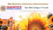 Best BBA College in Punjab - PIMT College