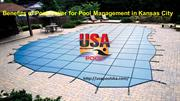 Benefits Of Pool-Cover For Pool Management in Kansas City