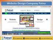 Web Design & Development Company Patna | Software Development Company