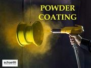 Powder Coating | Metal Coating | Schaetti Coating Technology
